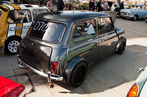grey classic mini