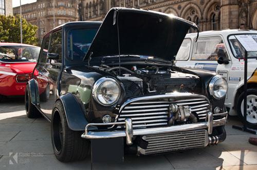 classic turbo mini honda vtec