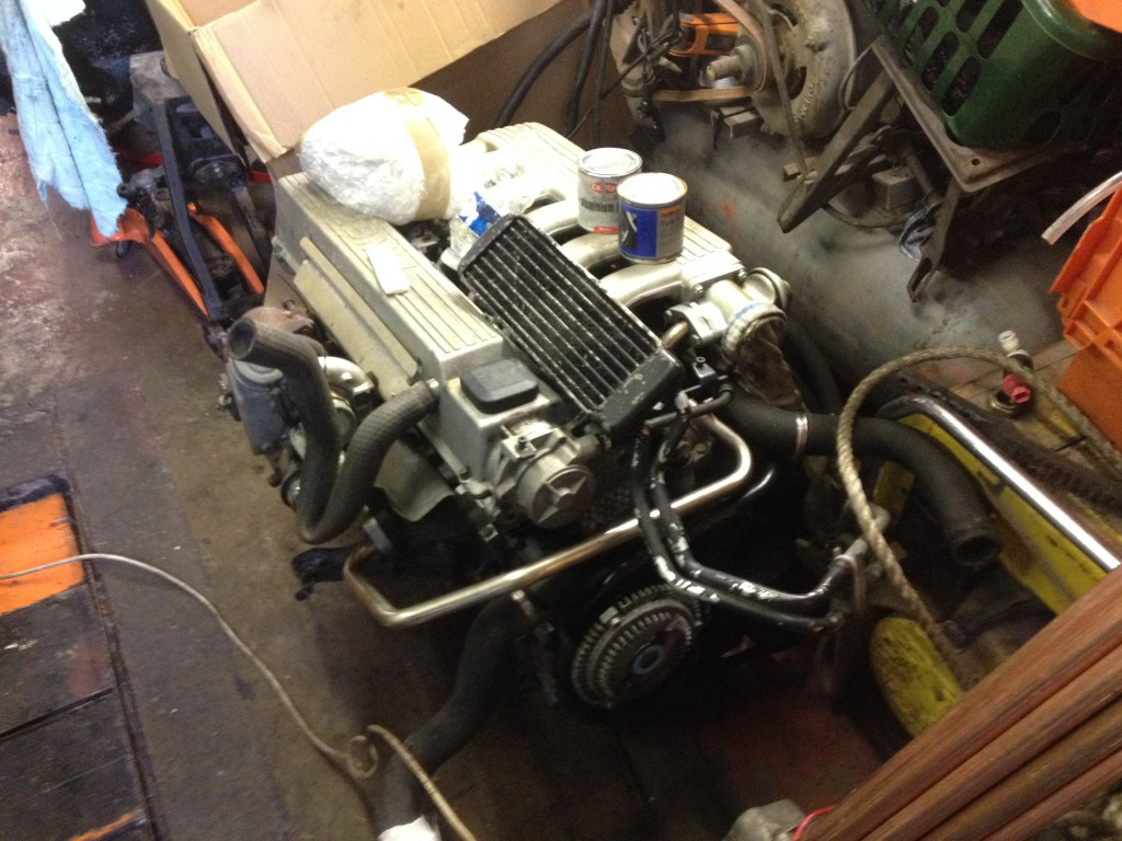 BMW E30 TDS Diesel Engine Conversion - James Fawcett - Designer