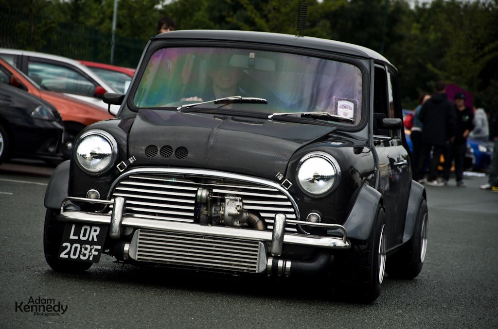 classic mini turbo