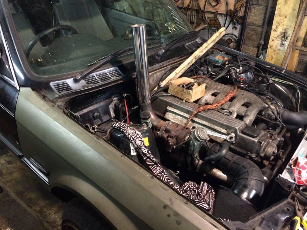 diesel engine e30