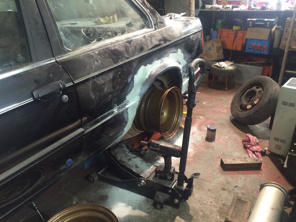 e30 banded steelies