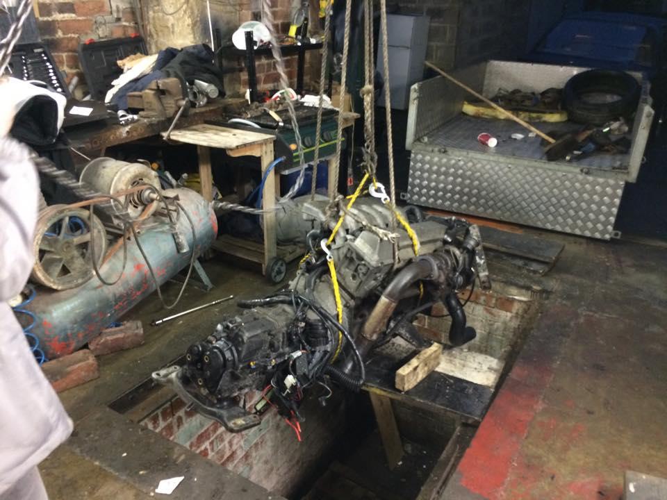 e30 diesel engine